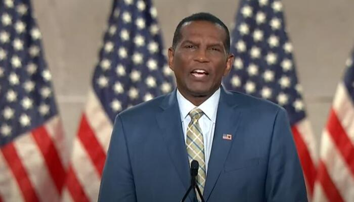Cong.-elect Burgess Owens