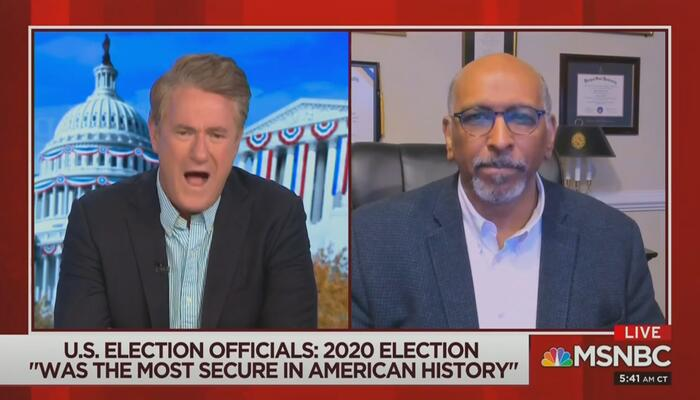 Joe Scarborough Michael Steele MSNBC Morning Joe 11-13-20