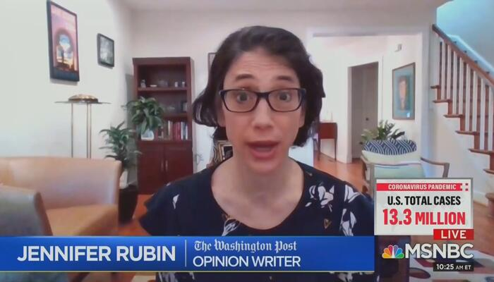 Jennifer Rubin MSNBC AM Joy 11-29-20