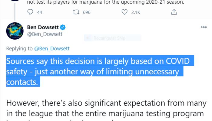 Ben Dowsett tweet