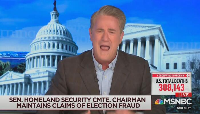Joe Scarborough MSNBC Morning Joe 12-17-20