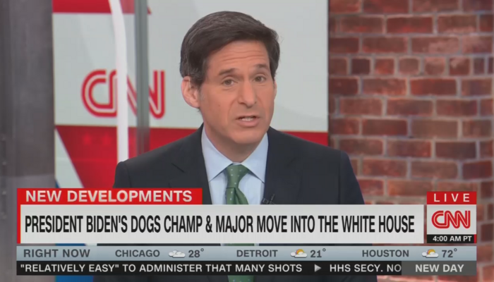 John Berman CNN New Day 1-25-21