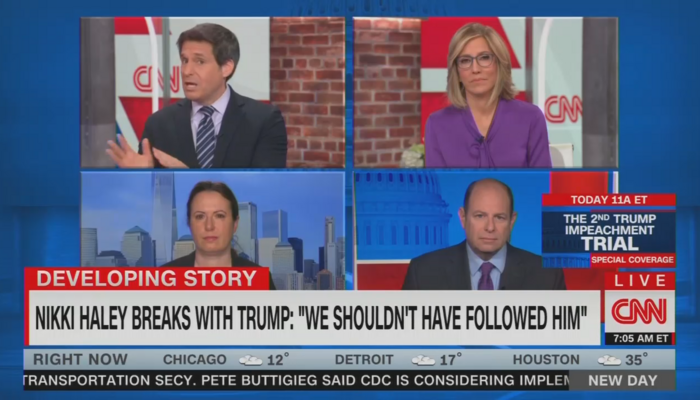 John Berman CNN New Day 2-12-21