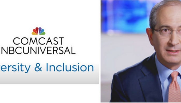 Brian Roberts and NBCUniversal's diversity and inclusion initiative