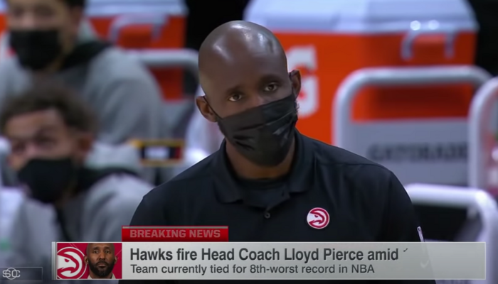 Lloyd Pierce