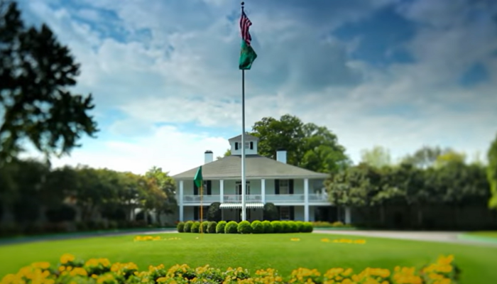 The Masters's clubhouse