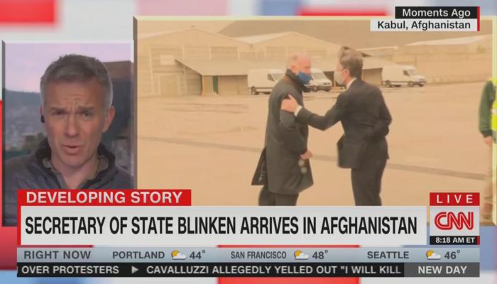 Nick Paton Walsh Antony Blinken CNN New Day 4-15-21