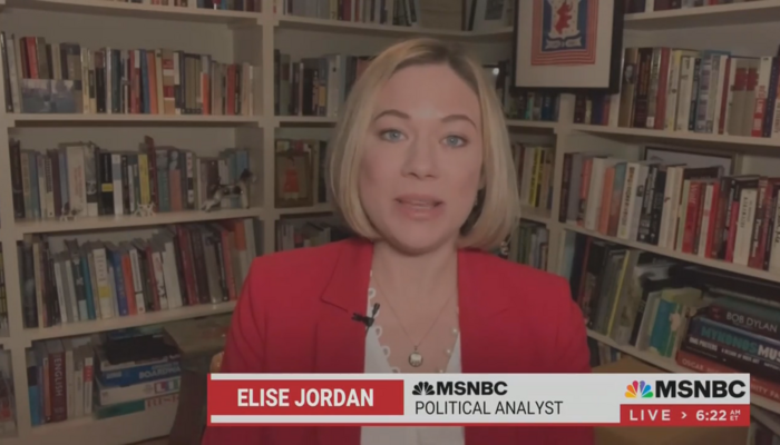 Elise Jordan MSNBC Morning Joe 4-23-21
