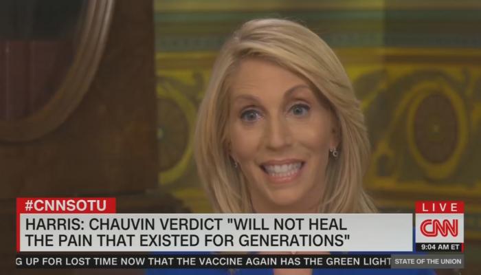 Dana Bash CNN SOTU 4-25-21
